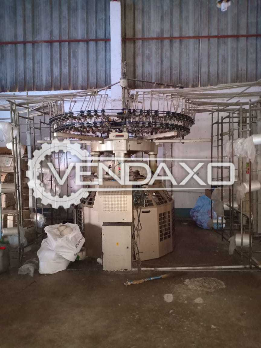 5 Set Of Unitex Circular Knitting Machine - 34 Inch, 2008 Model