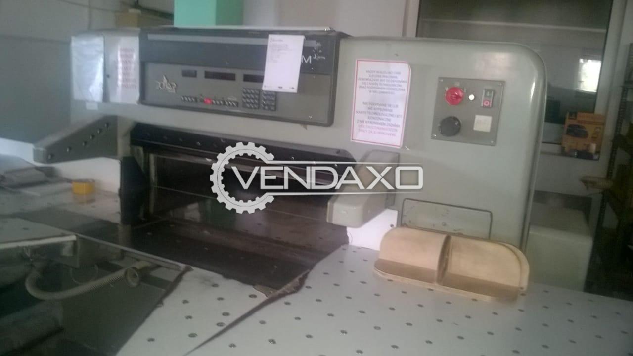 Polar 115 EM Paper Cutting Machine - Size - 45 Inch, 1992 Model