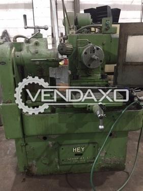 HEY 20 Gear Tooth Rounding Machine - Diameter : 500 mm