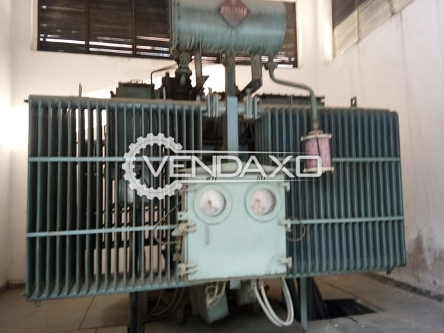 Voltamp Transformer - 1000 Kva, 1994 Model