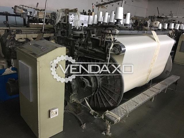 30 Set OF Picanol GTX Plus Loom Machine - Width - 190 CM, 2006 Model