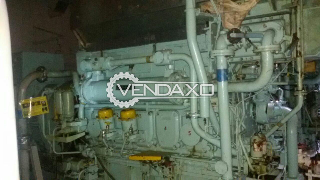 Daihautsu Auxiliary Engine 5DK20