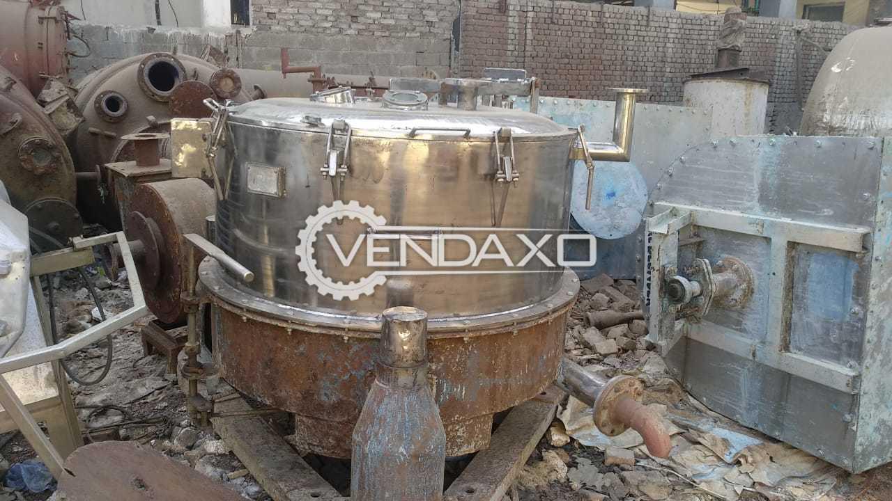 Indian Make Centrifuge - 48 Inch