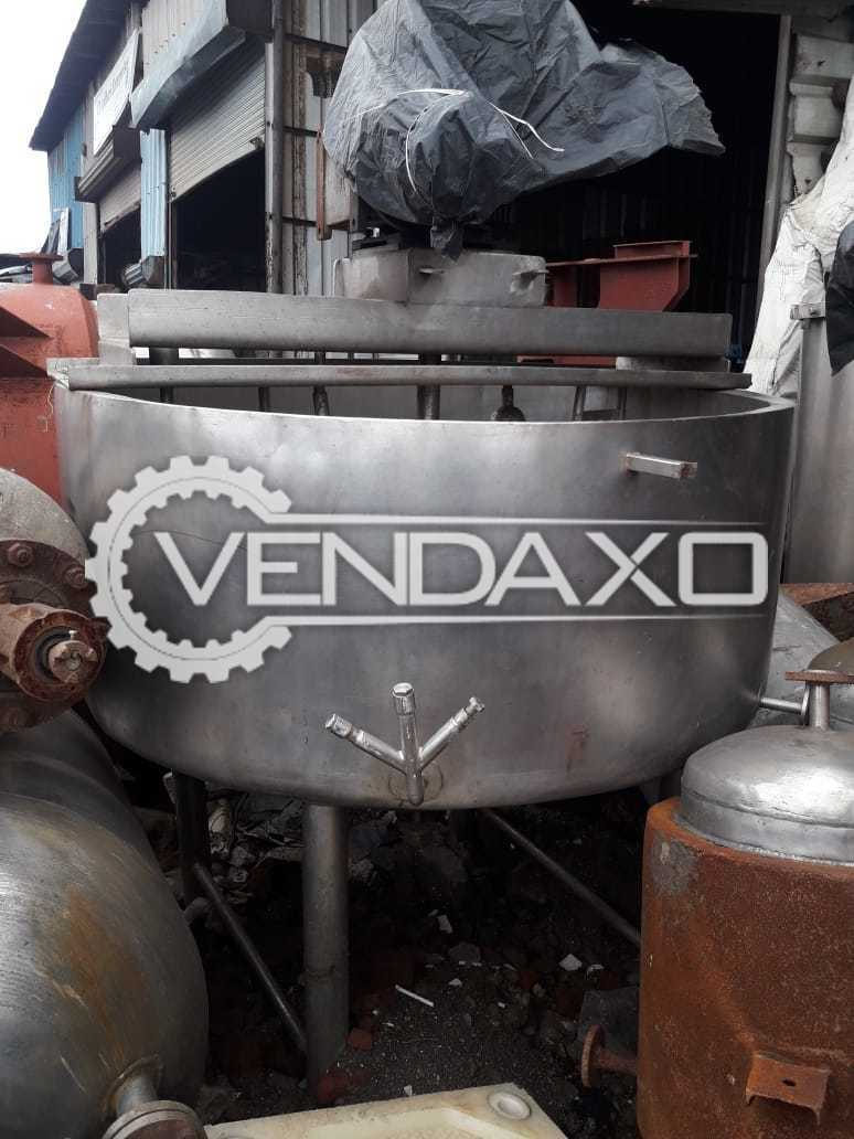 Indian Make Cistilizer - 1500 Liter