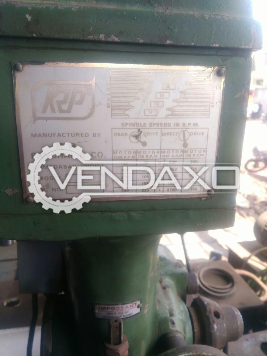 Krp drill machine 2
