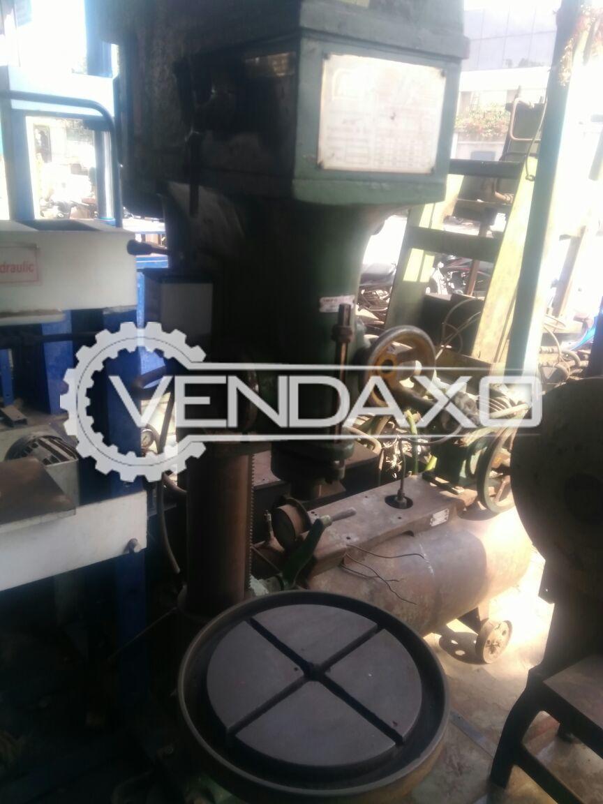 Krp drill machine 4