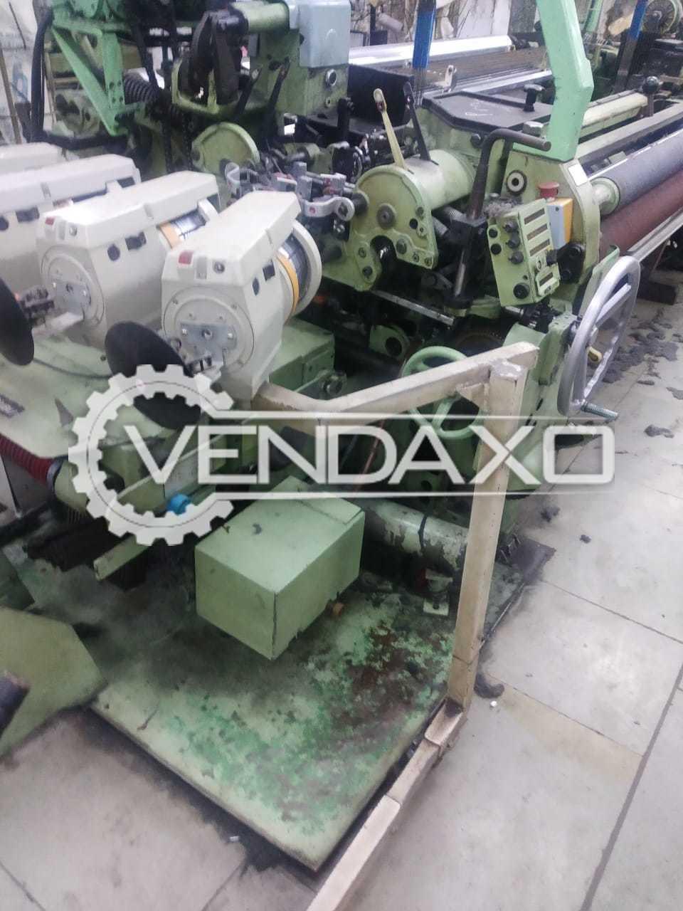 12 Set OF Sulzer PU Loom Machine - 85 Inch
