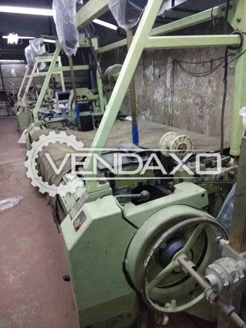 10 Set Of Sulzer Ruti P7100 Loom Machine - Width - 190 CM