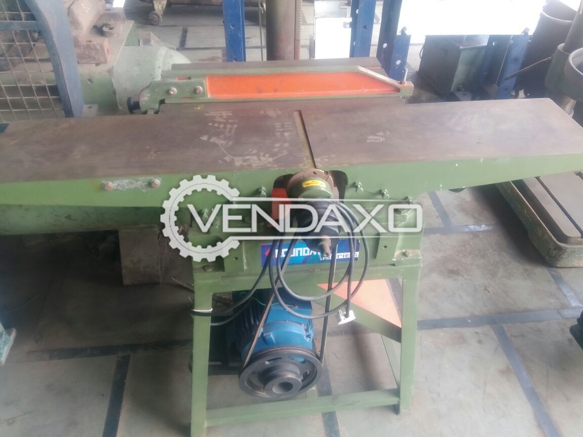 Economy wood polished machine