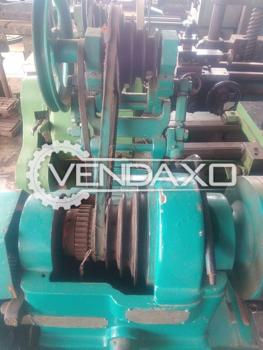Samrat lathe machine  2