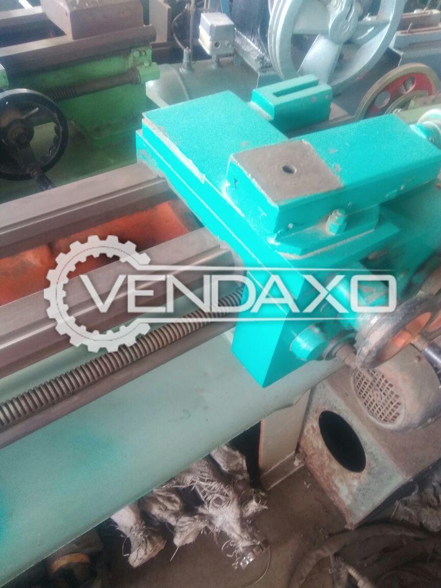 Samrat lathe machine  3