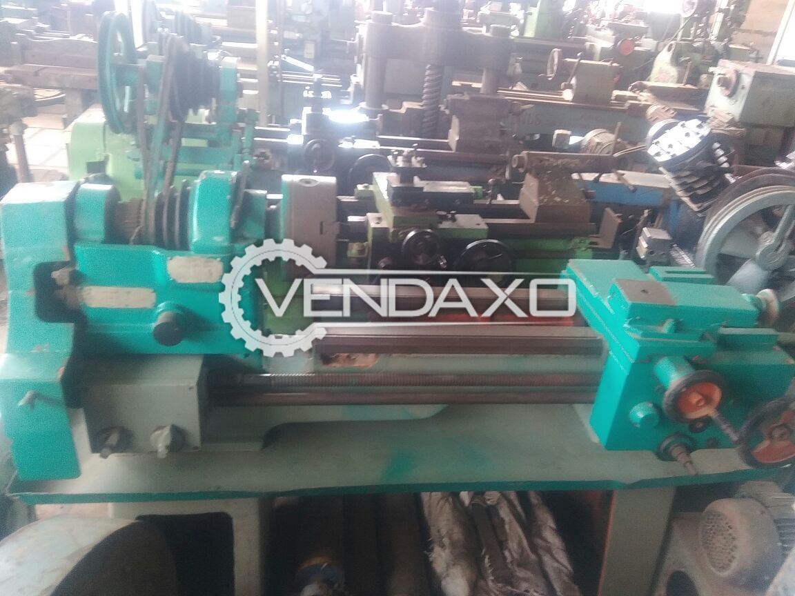 Samrat lathe machine  5