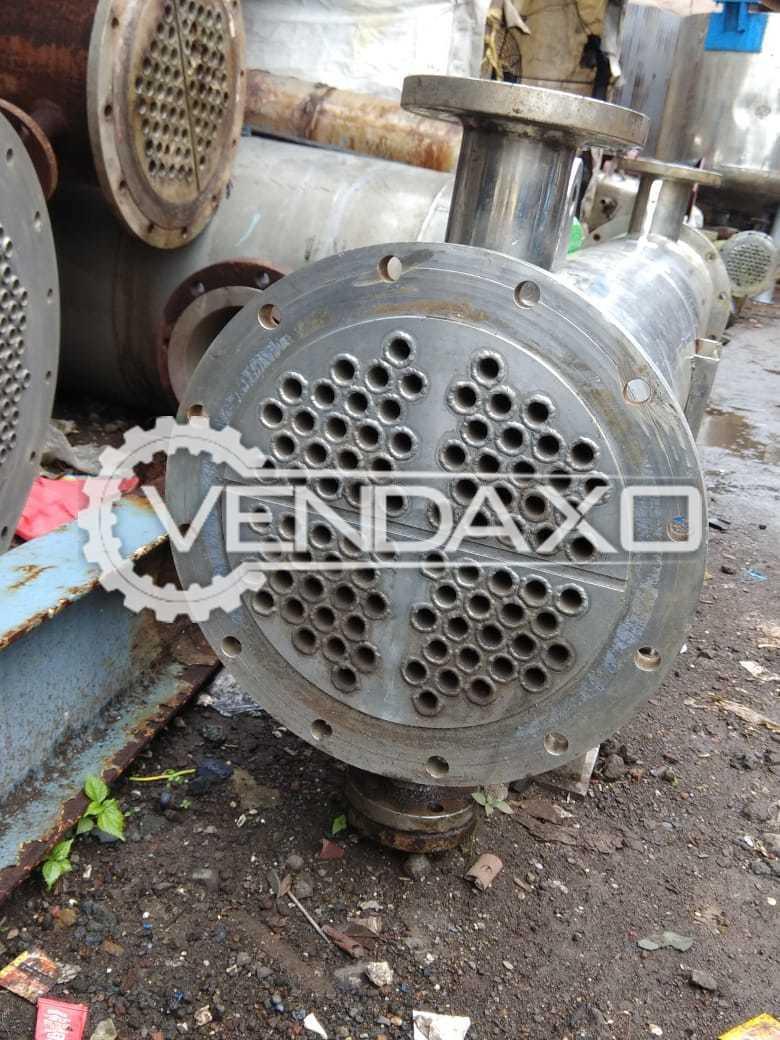 Indian Make Condenser - 15sq .meter