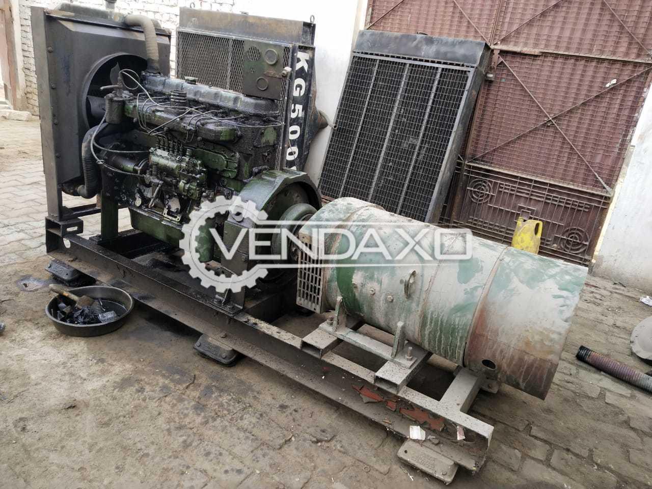 Ashok Leyland Diesel Generator - 62 kVA