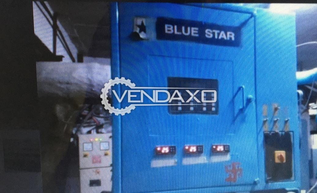 Blue Star Make Water Cooled Chiller - 120 TR