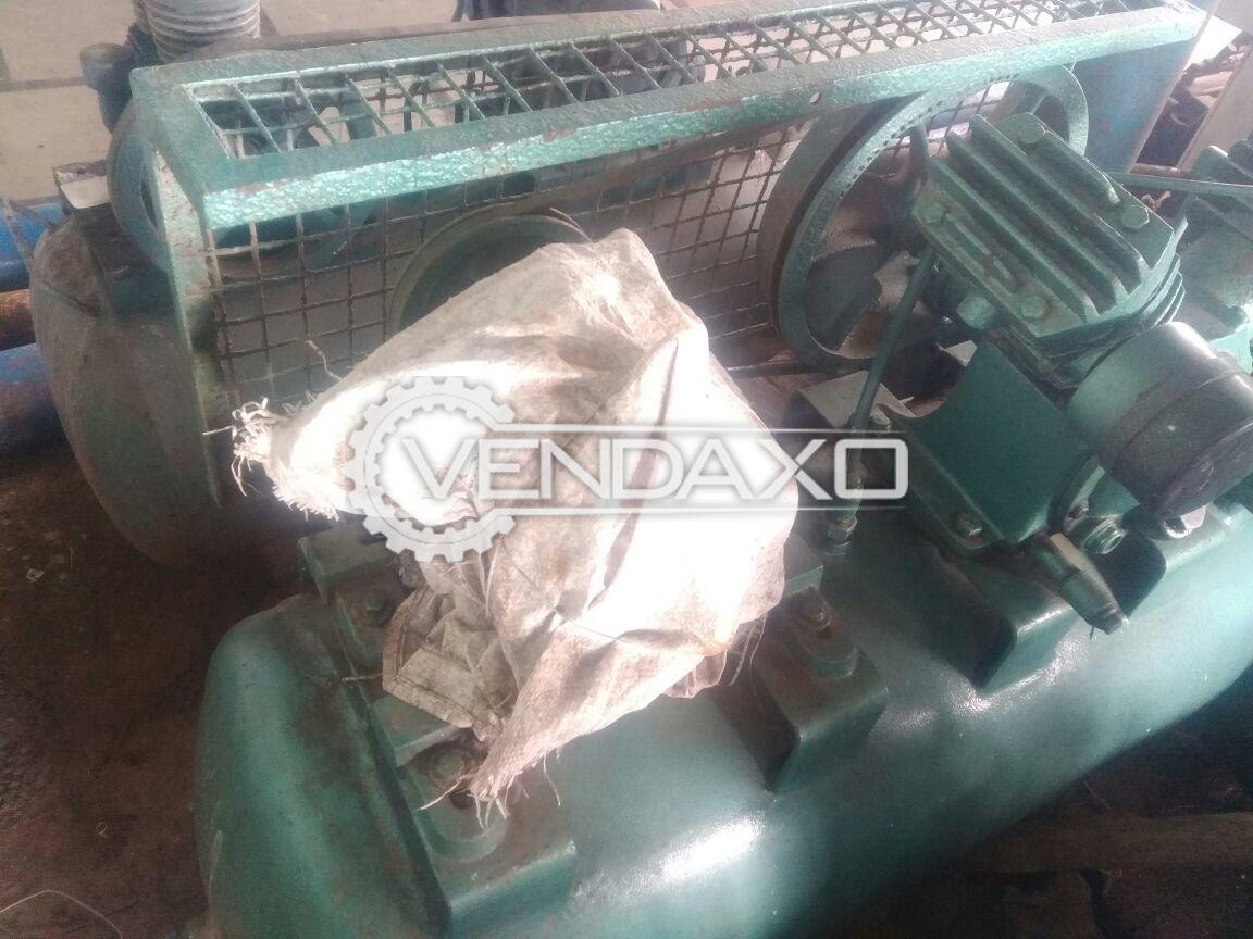 Ingersoll rand air compressor 3 hp.