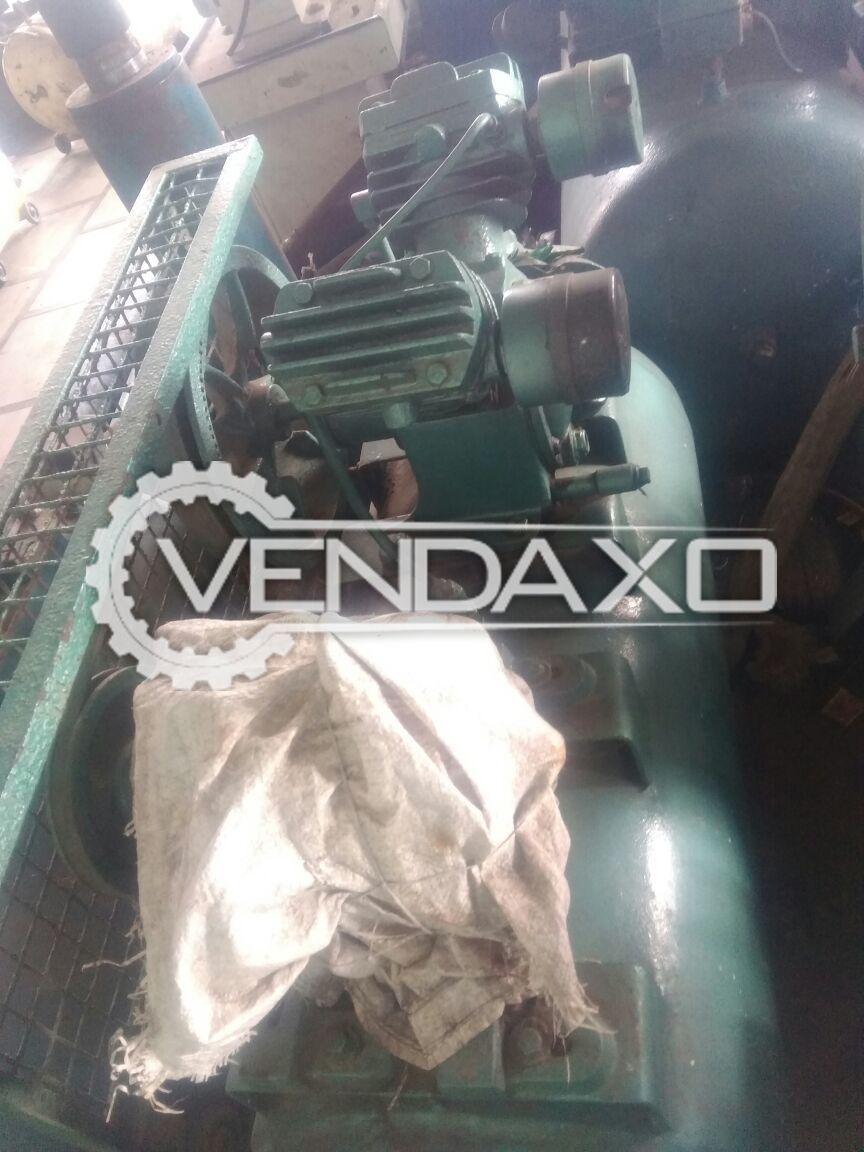 Ingersoll rand air compressor 3 hp 2