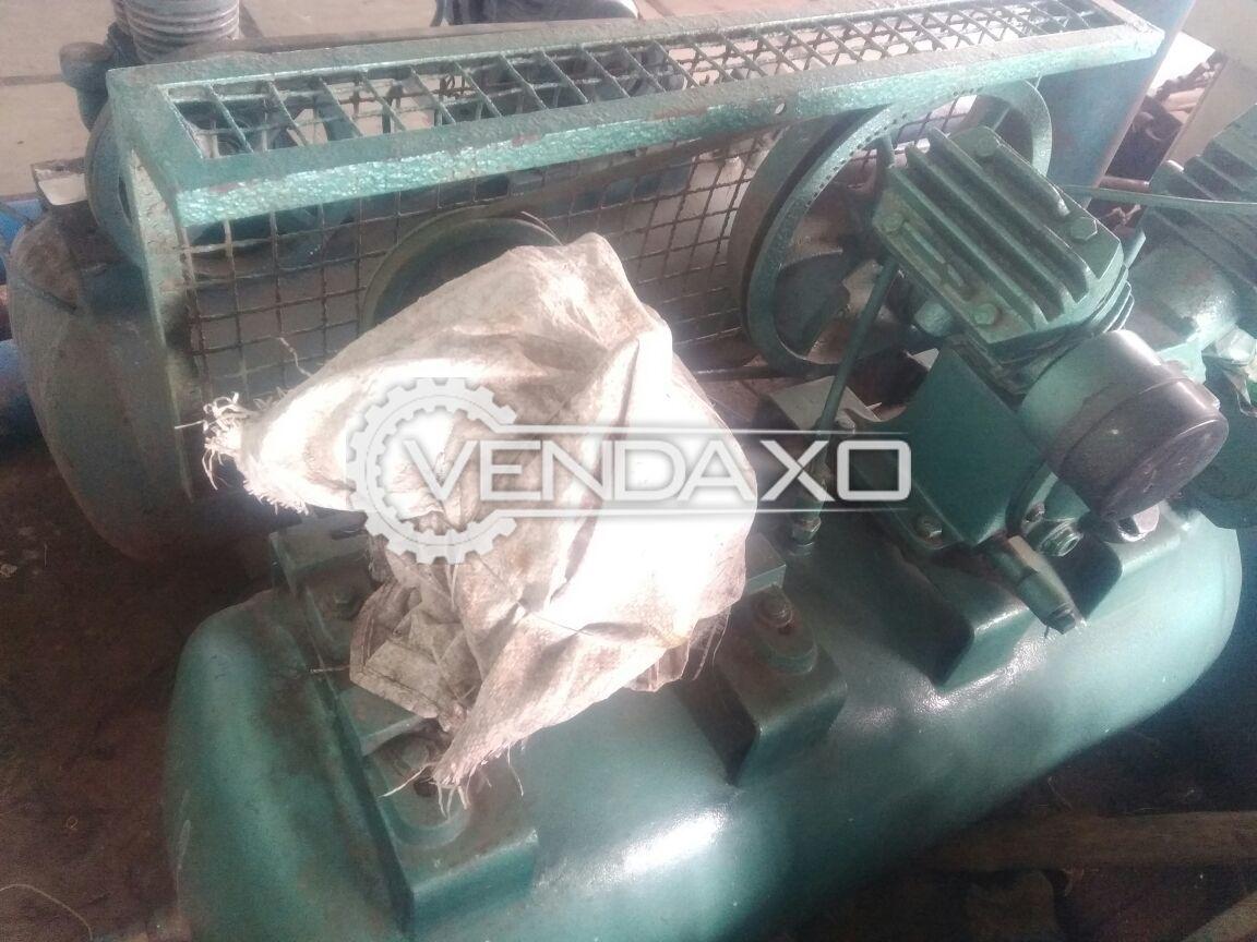 Ingersoll rand air compressor 3 hp 3