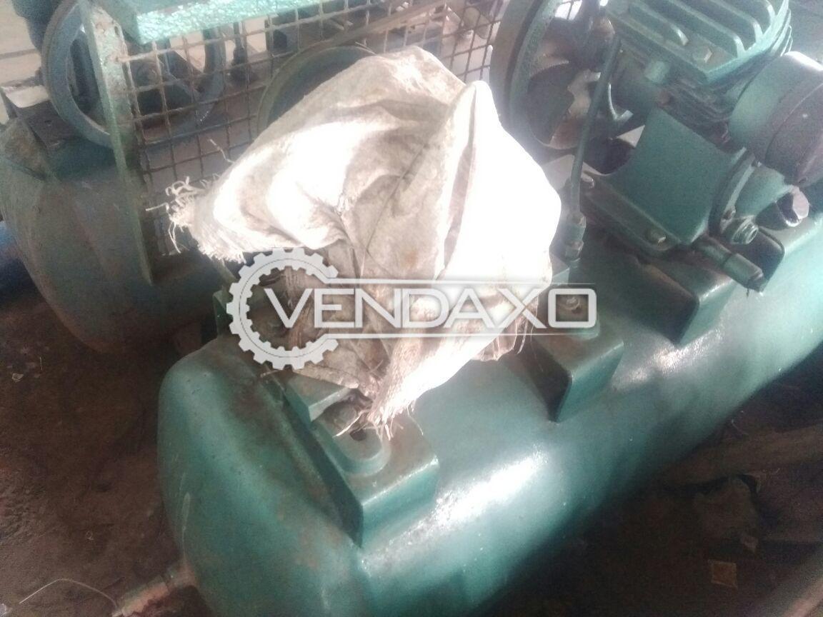 Ingersoll rand air compressor 3 hp  4