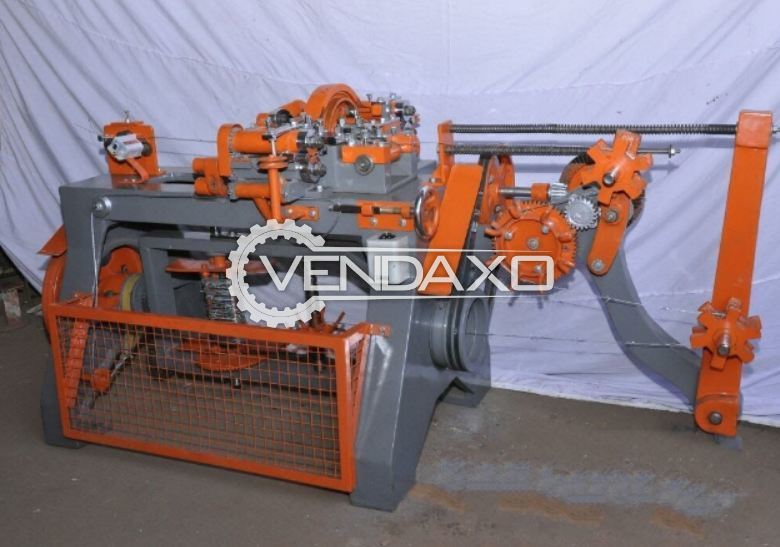 Available For Sale Barbed Wire Making Machine
