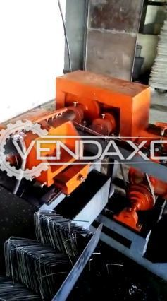 Available For Sale Chain Link Fence Machine
