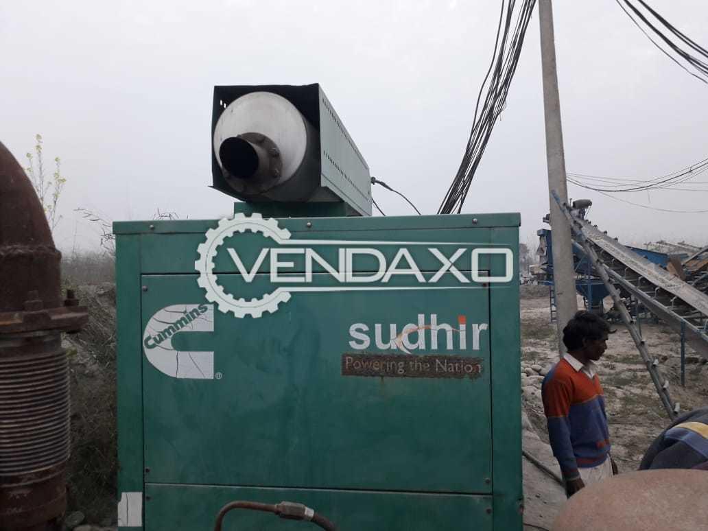 Cummins Diesel Generator - 320 kVA