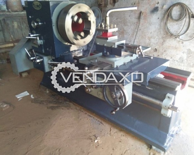 PVC Pipe Thread Making Machine - Bore Size - 225 mm