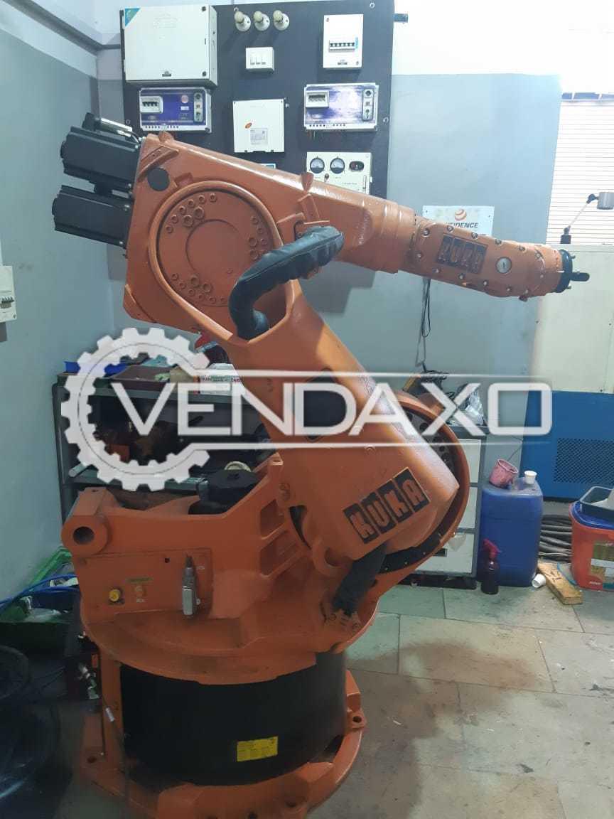 KUKA VKR30-2 Robot Welding Machine - Payload : 30 Kg