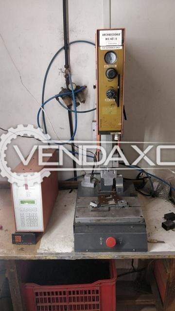 2 Set OF Apsonic K3531 Ultrasonic Plastic Welding Machine - 900 Watts
