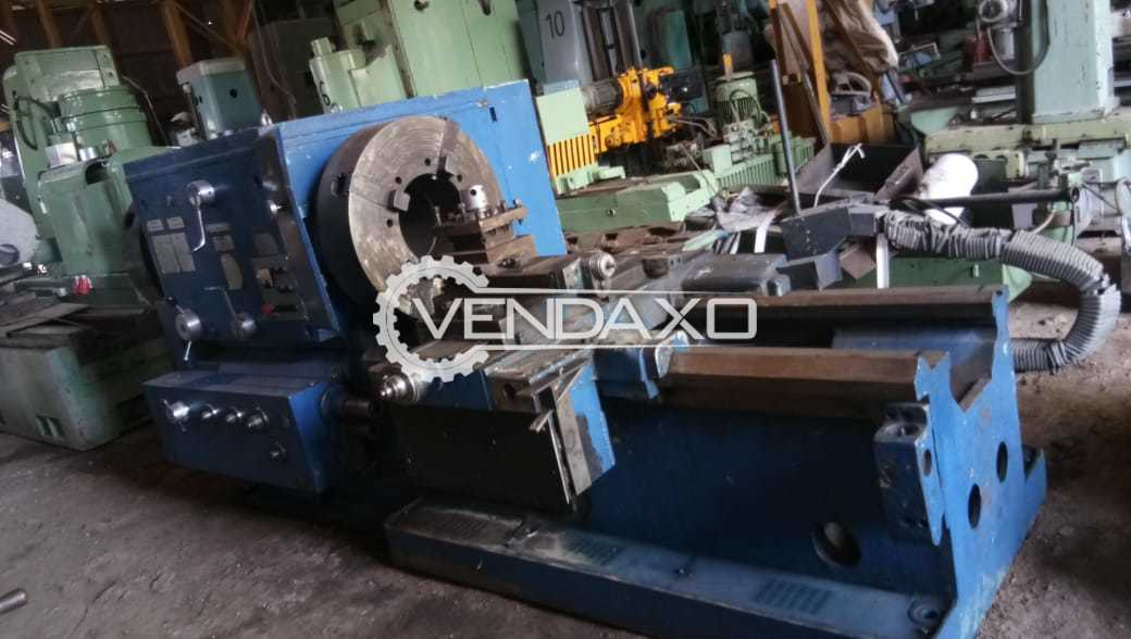 Stanko 1A983 Hollow Spindle Lathe Machine - Facing Chuck : 610 mm