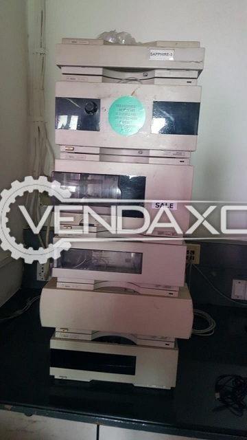 Available For Sale High Performance Liquid Chromatography (HPLC) System
