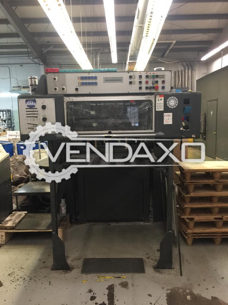 Used Heidelberg SM 72 5P+ L Offset Printing Machine - 5