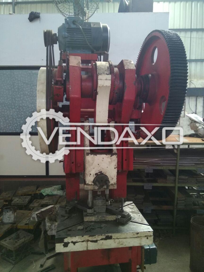 Power press 75 ton 3