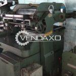 Shiki SMC 45 MC Flat Bed Label Printing Machine - 9 Inch, 2 Color