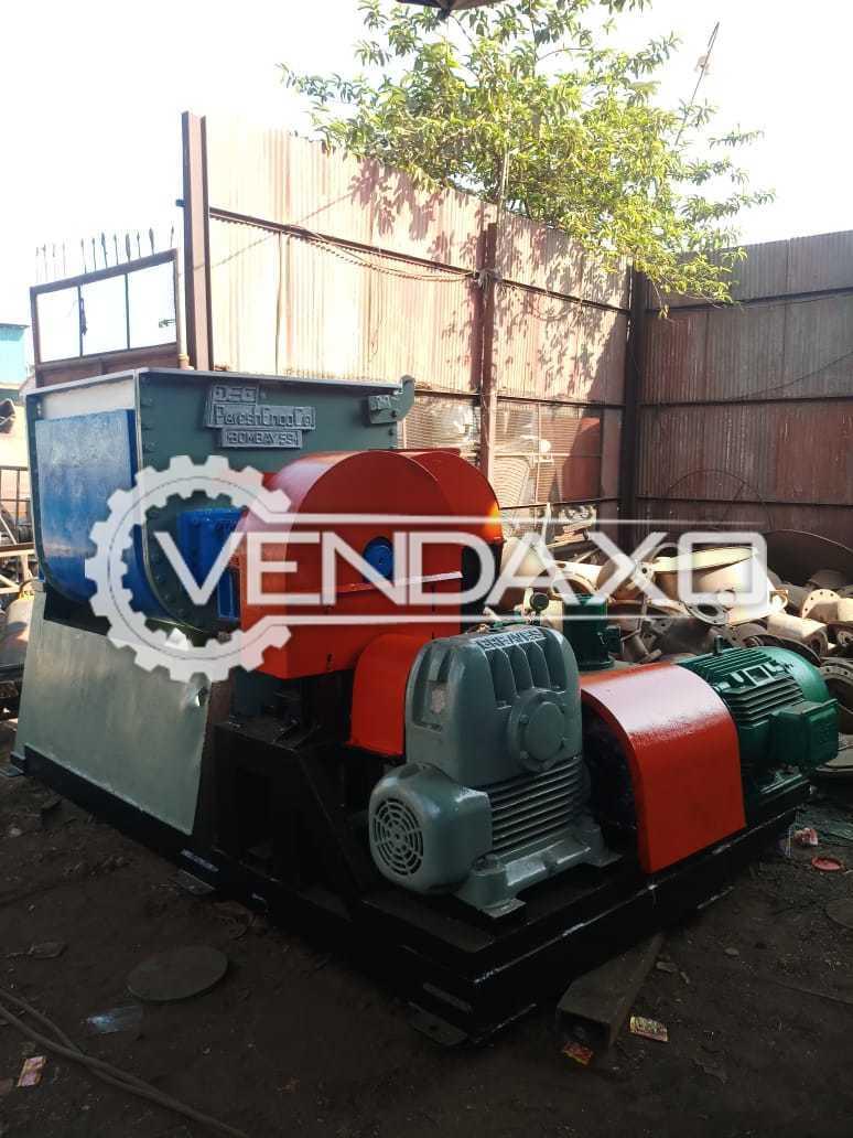 Sigma Mixer - 700 Liter