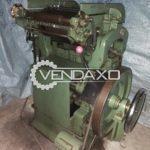 Shimadai Flat Bed Label Printing Machine - 7 Inch, 2 Color