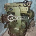 ONDA 210 Flat Bed Label Printing Machine - 7 Inch, 2 Color