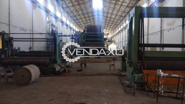 Available For Sale Complete Paper Plant - 2009 Model