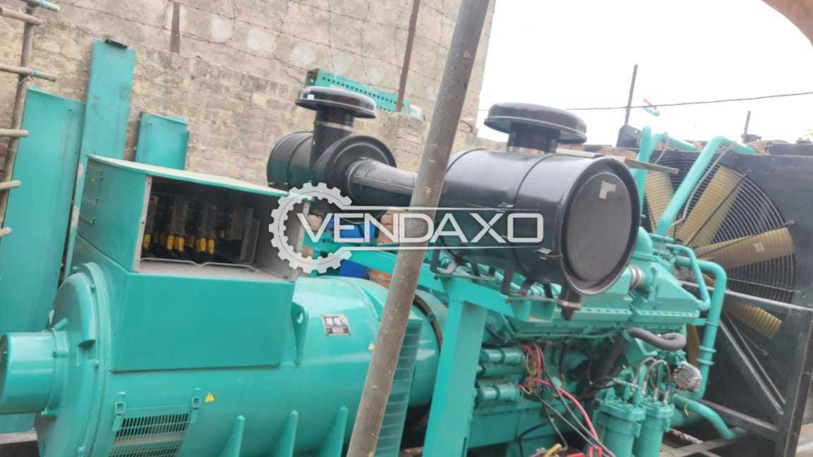 Stamford Diesel Generator - 1010 kVA