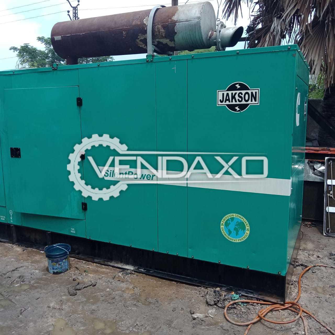 Cummins CJ320D5P Diesel Generator - 320 kVA, 2014 Model