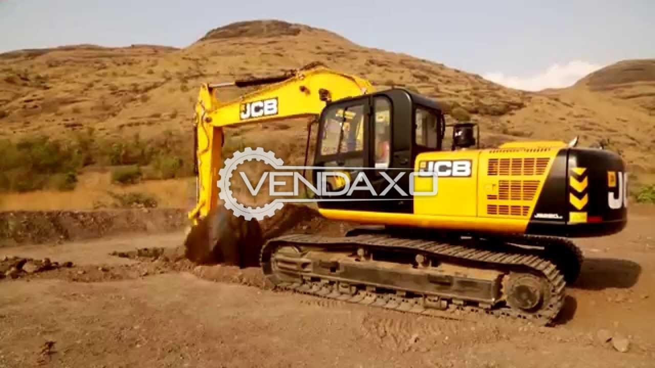 JCB 220 Excavator - 170 HP, 2017 Model