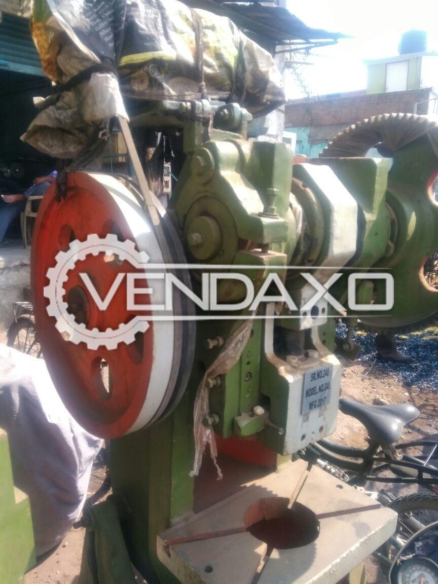 Power press 30 ton