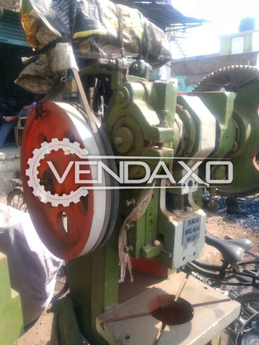 Power press 30 ton 3