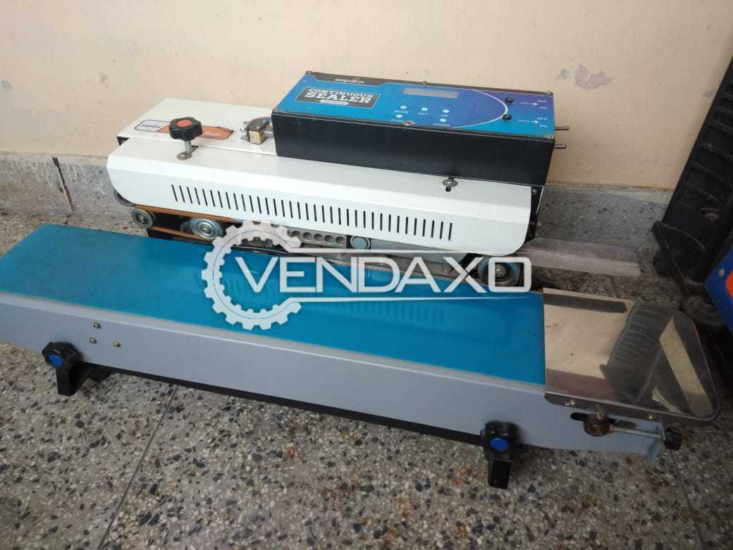 Available For Sale Sealing, Weighing, Coconut Scraper Machine