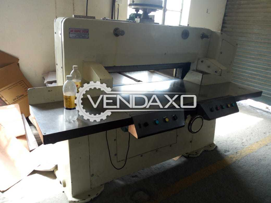 Semi Automatic Paper Cutting Machine - Size - 42 Inch