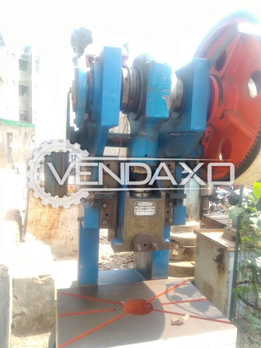 Power press 60 ton 3