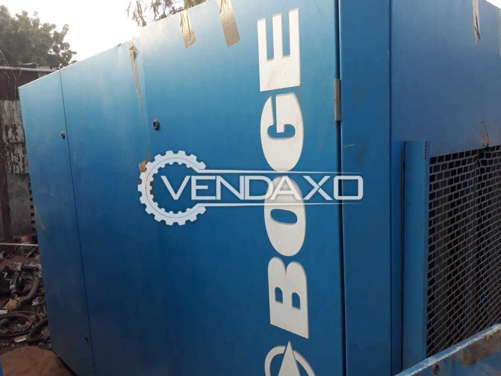 BOGE S 125-3 Air Compressor - 94 kW, 2013 Model