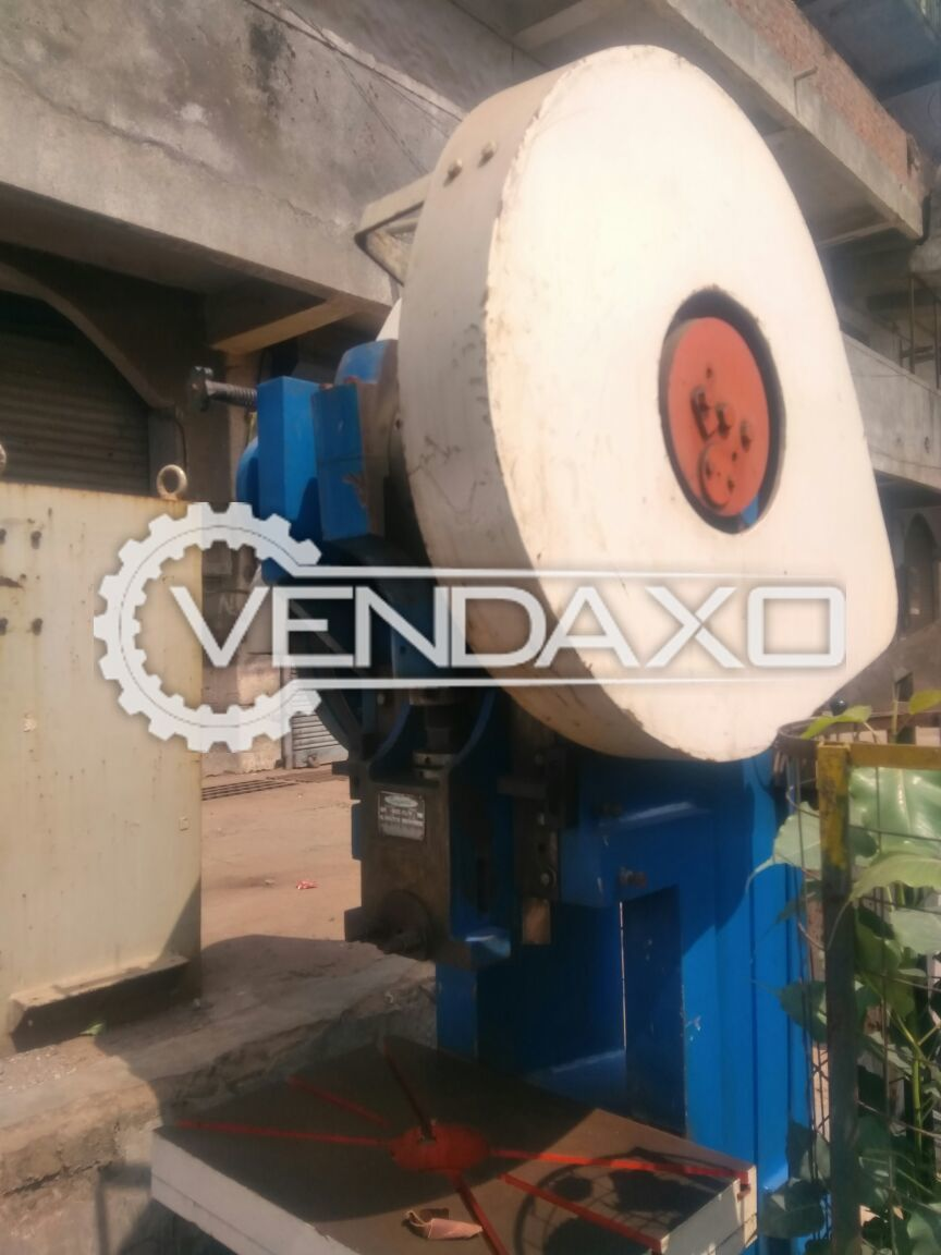 Power press 60 ton 5