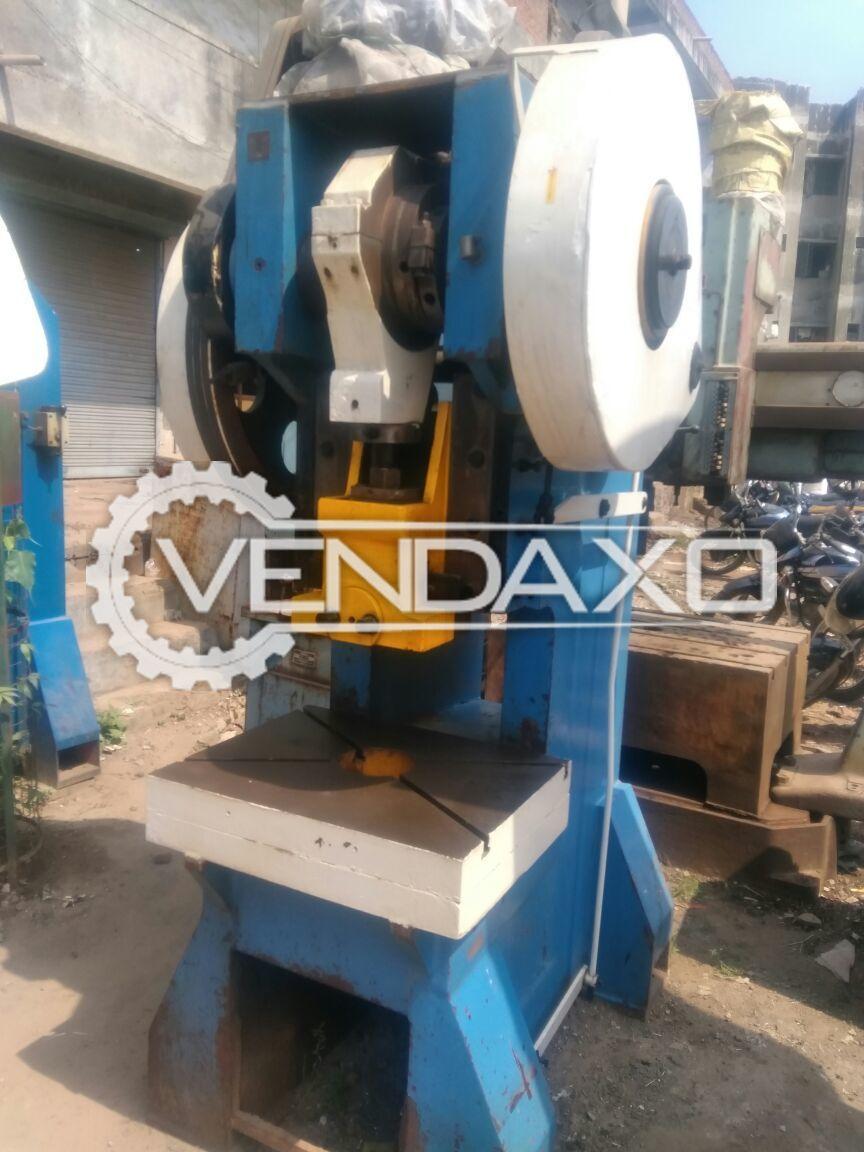 60 ton power press