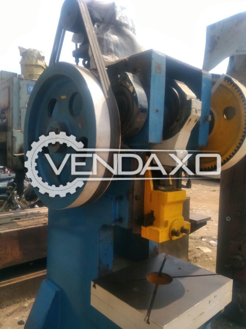 60 ton power press 3